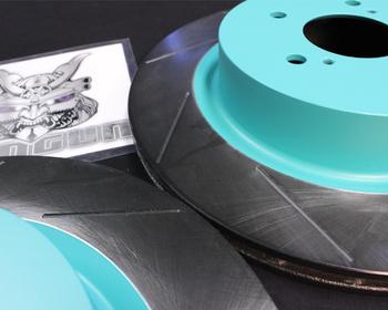 Project Mu - SCR Disc Rotors