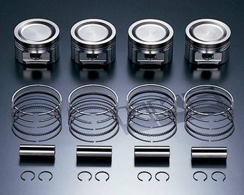 HKS Forged Piston Kit