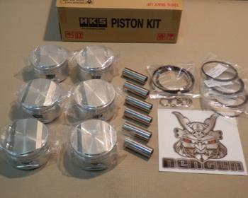 HKS - Forged Piston Kit