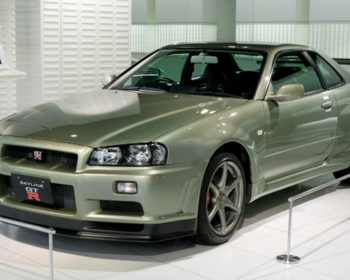 Nissan - OEM Parts - R34 Skyline GTR