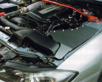Apexi - Aluminum Induction Box - Nissan - Silvia - S15
