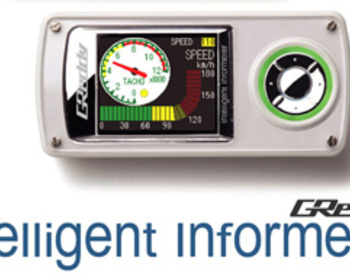 Greddy - Intelligent Informeter