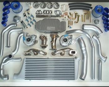 Power Enterprise - Z33 Twin Turbo kit