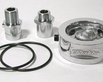Greddy - Oil Filter - Adapter Plate