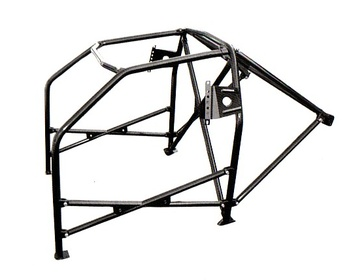 Cusco - Roll Cage Steel & Chrome Molly