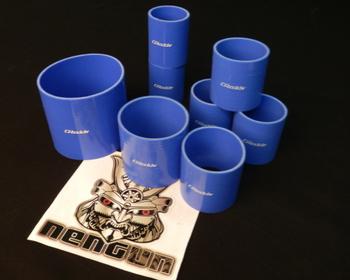 Greddy - Silicon Hose - Blue