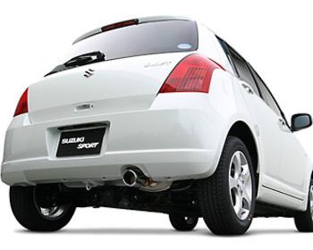 Suzuki Sport - Sports SP-X Muffler - Swift