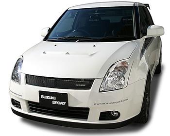 Suzuki Sport - Cooling Ventilator