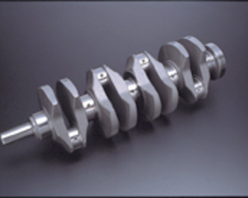 Tomei - Forged Full-Counter Crankshaft - Nissan SR22