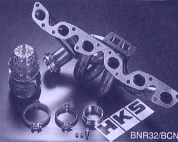 HKS - Manifold & Wastegate Set Up Kit