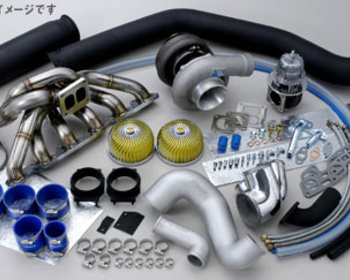 Greddy - Turbo Kit - RX7 - Wastegate Type