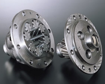 TRD - Limited Slip Differential - Helical