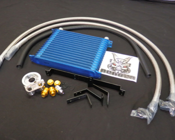 Greddy - Oil Cooler Kit - Nissan
