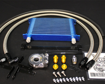 Greddy - Oil Cooler Kit - Standard Type