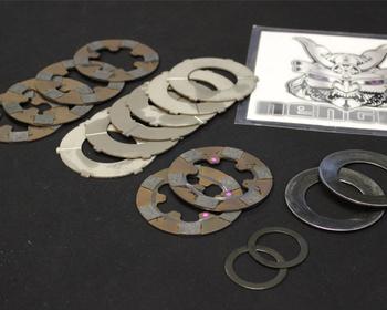 ATS - LSD - Carbon Rebuild Parts