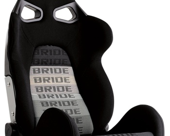 Bride - Cuga - Black Gradation