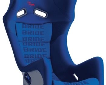 Bride - Maxis III - Carbon - Blue Logo