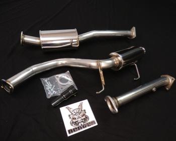Spoon - N1 Muffler Kit - 18000-AP1-000