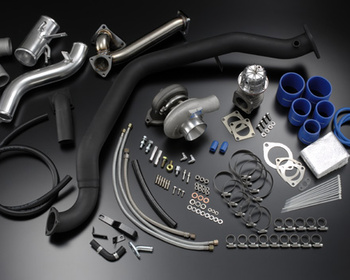 Greddy - Turbo Kit - WRX - Wastegate Type