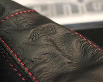 Mugen - Hand Brake Cover
