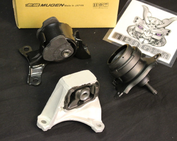 Mugen - Engine Mounts & Bushes