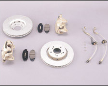 Mugen - Active Gate Brake System Kit - Front