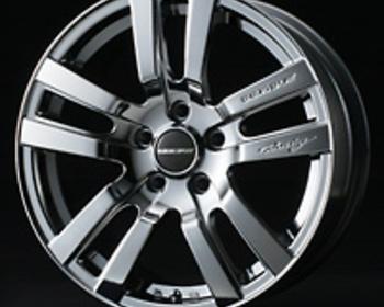 Suzuki Sport - Aluminium Wheel - Type VX - Metal Finish