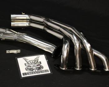 Silk Road - Exhaust Manifold