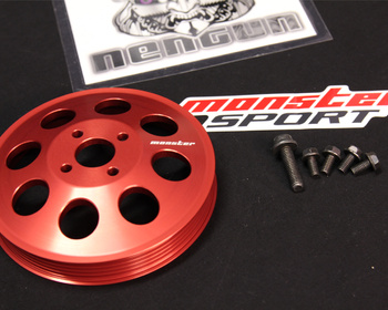 Monster Sport - Water Pump Pulley
