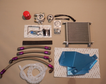HKS - Oil Cooler - Type R