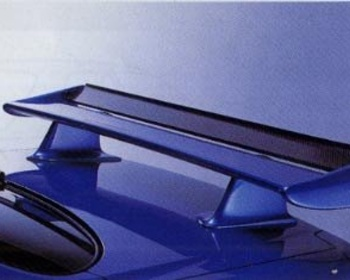 Nismo - Carbon Rear Spoiler Flap