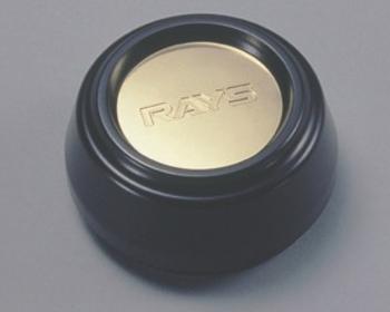40315-RN850-BK Standard Type - Rays Logo - Black