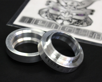 Project Kics - Hub Centric Rings for Wide Tread Spacer