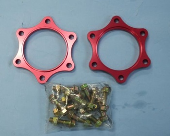 J's Racing - Driveshaft Spacer