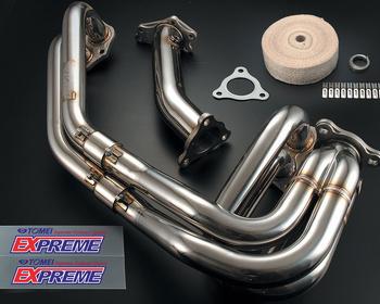 Tomei - Expreme - Exhaust Manifold - GC8 GDB A/B