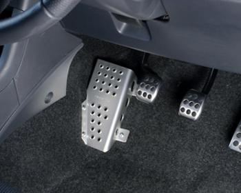 Suzuki Sport - Footrest