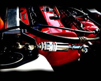 M and M Honda - Engine Damper