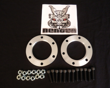 M and M Honda - Driveshaft Spacer