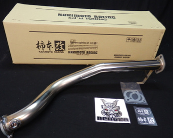 Kakimoto Racing - Front Pipe