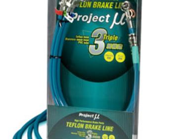 Project Mu - Teflon Brake Line