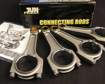 1002M-T002 - Toyota - 3S-GTE - I Beam Con Rod 22 Pin