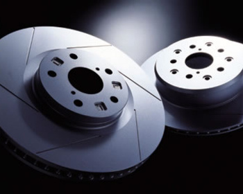 C-One - Slit Brake Rotor