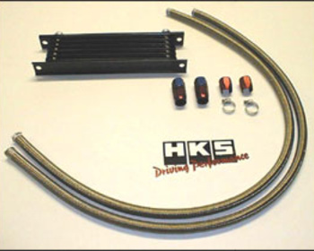 HKS - Power Steering Fluid Cooling Unit