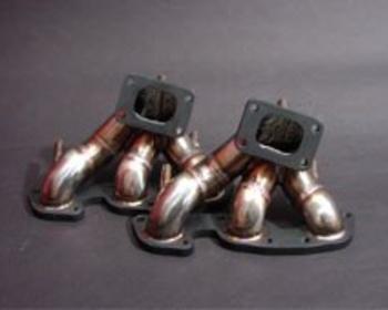 HPi - Exhaust Manifold - GTR