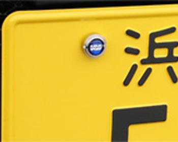Suzuki Sport - Number Plate Bolt