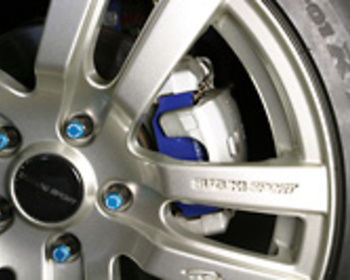 Suzuki Sport - Competition Brake Pads