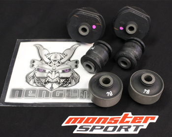 Monster Sport - Suspension Bush Set