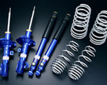 Suzuki Sport - Street Comfort Suspension Set