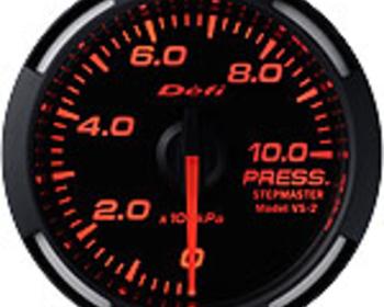 Defi - Racer Gauge - Red - Pressure