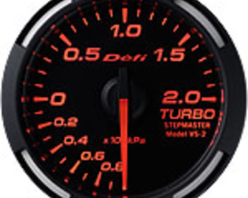 Defi - Racer Gauge - Red - Boost